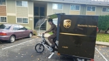 UPS 'eBike' delivery makes US debut right here in Portland, of course
