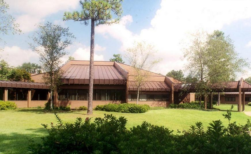 This undated shows the campus of Pine Grove Behavioral Health & Addiction Services, a sex addiction rehab center in Hattiesburg, Miss. High-profile sex-related accusations against celebrities, politicians and media members have put a spotlight on sex addiction. Skeptics question whether it's a true addiction or a made-up condition used by misbehaving VIPs to deflect blame. Addiction treatment at Pine Grove and other high-profile residential rehab centers can cost tens of thousands of dollars and despite country club-like settings, there's nothing cushy or indulgent about sex addiction therapy, said Robert Weiss, a California-based sex addiction therapist. (Pine Grove Behavioral Health & Addiction Services via AP)