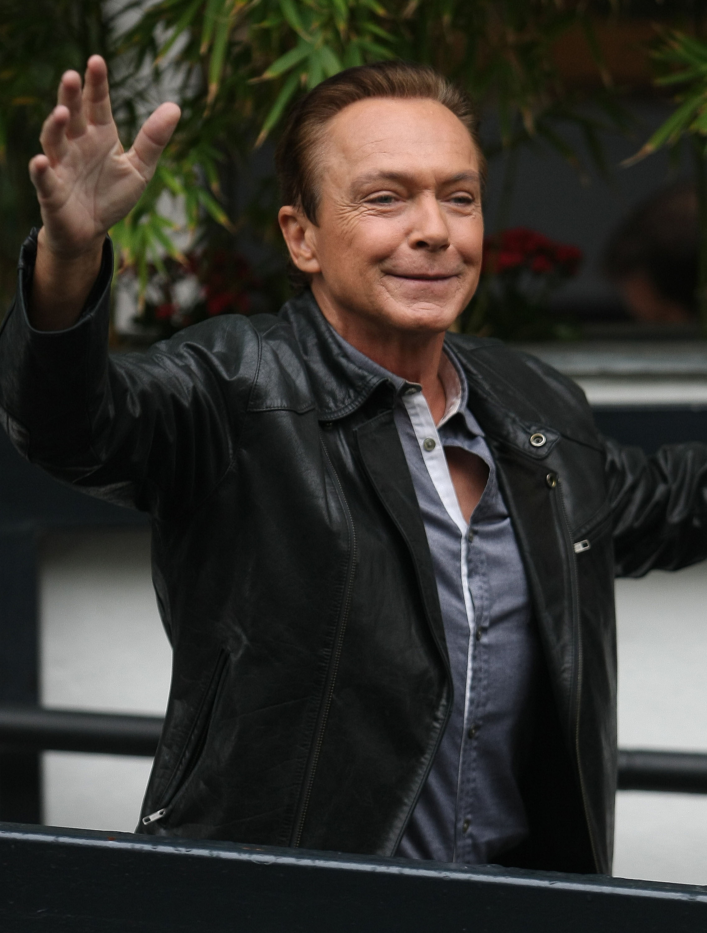 David Cassidy                  at the ITV studios                  London, England - 03.05.12                                    Featuring: David Cassidy                  Where: London, United Kingdom                  When: 03 May 2012                  Credit: WENN