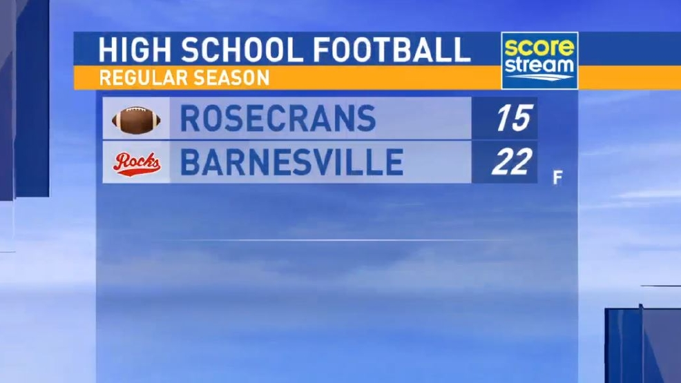 10.7.16 Highlights: Rosecrans at Barnesville