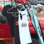 Chilly temperatures catch some vendors at Pocono Raceway off guard