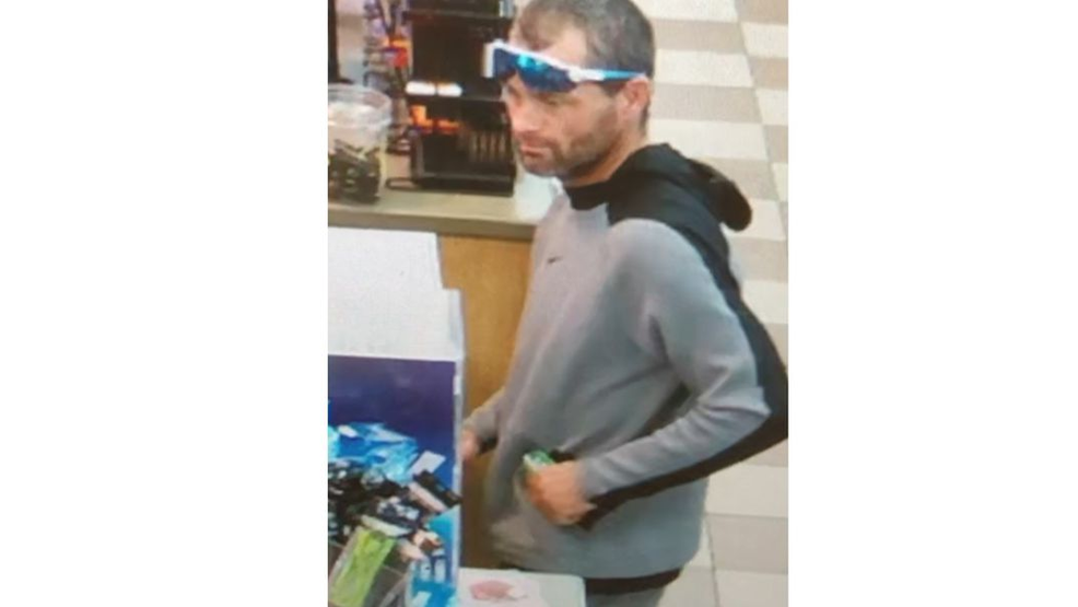 Man wanted for breaking vehicle windows in mall area (Source - Paducah Police Department).png