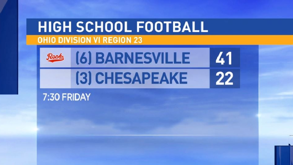 11.4.16 Highlights and postgame reaction : Barnesville at Chesapeake