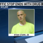 Traffic stop ends with drug bust in northern Missouri