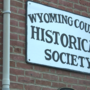 Wyoming County Historical Society unveils new exhibit