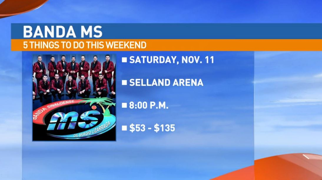 Banda MS Saturday at Selland Arena in downtown Fresno