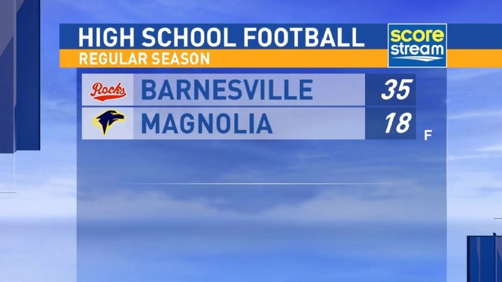9.9.16 Highlights: Barnesville at Magnolia