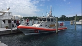 Coast Guard rescues seven people canoeing near Beaver Island