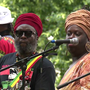 Hundreds of people celebrate African Liberation Day