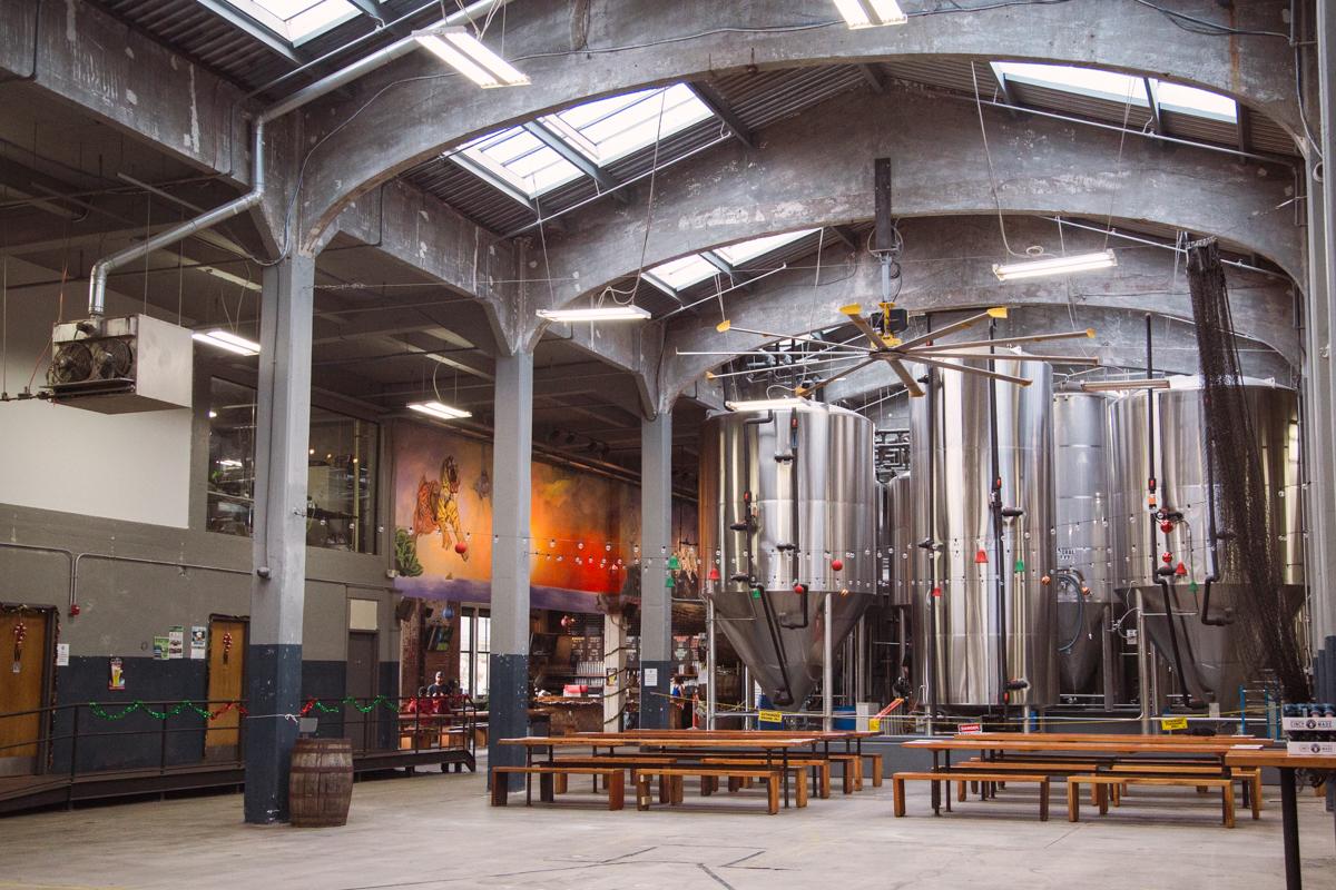 Photos Inside Rhinegeist S New Expansion Cincinnati Refined