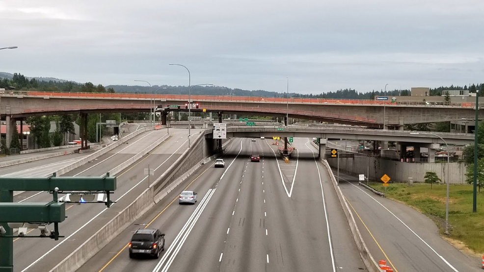 Huge traffic jams expected as I-405 closes over next 2