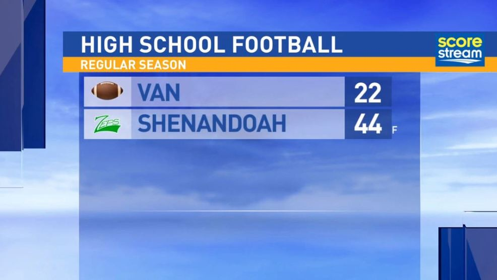 9.29.17 Highlights: Van at Shenandoah