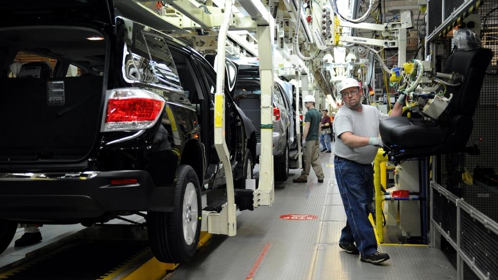toyota motor manufacturing usa seat