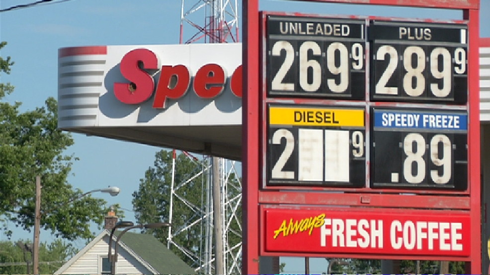 Toledo Gas Prices >> Gas Prices Throughout Toledo Jump More Than 40 Cents Since