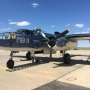 A historical WWII plane visits Amarillo
