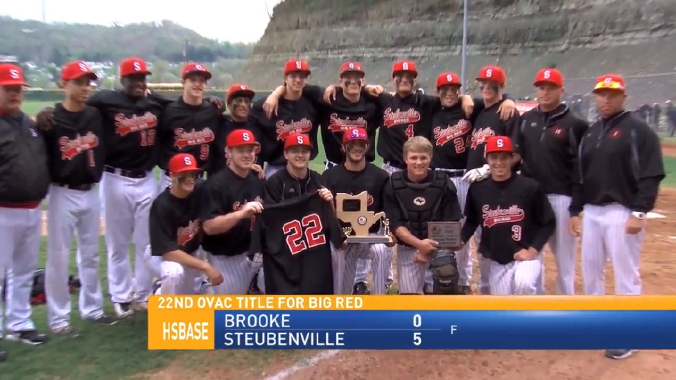 4.29.16 Video - Steubenville vs Brooke - OVAC 5A baseball championship game