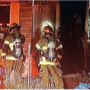 Amarillo Fire Department battles overnight fire