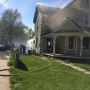 Ottumwa fire chases 3 out of home