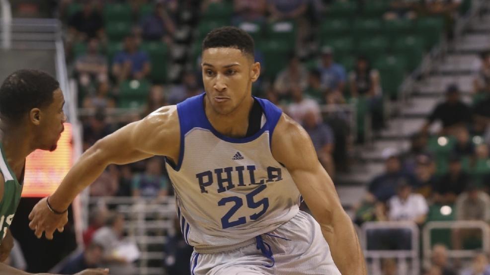 76ers Ben Simmons Breaks Bone In Right Foot Wjla