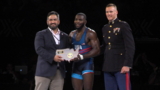 Green and Burroughs discuss victories at Final X