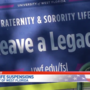 UWF suspends fraternity, sorority for hazing, underage drinking