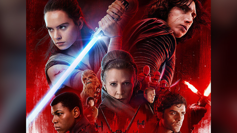 The Star Wars connection: 'The Last Jedi' shot on Kodak film