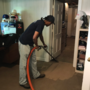 """Mold, bacteria, risk of electrocution;"" Companies help with flooded basements after rain"