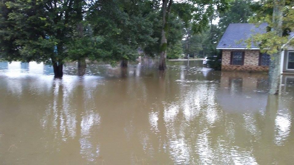 Bmw Baton Rouge >> Tulsa woman in Baton Rouge captures devastating flooding ...