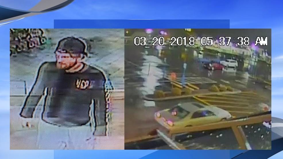 Man Wanted In Garden City Burglary Wpde