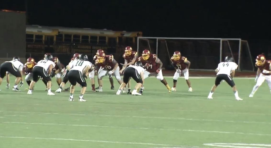 Norman North played Putnam City North in week 4 of high school football on Thursday, Sept. 22, 2016.. (KOKH)