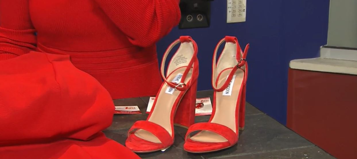 Go Red for Women Movement. (Photo: KUTV)