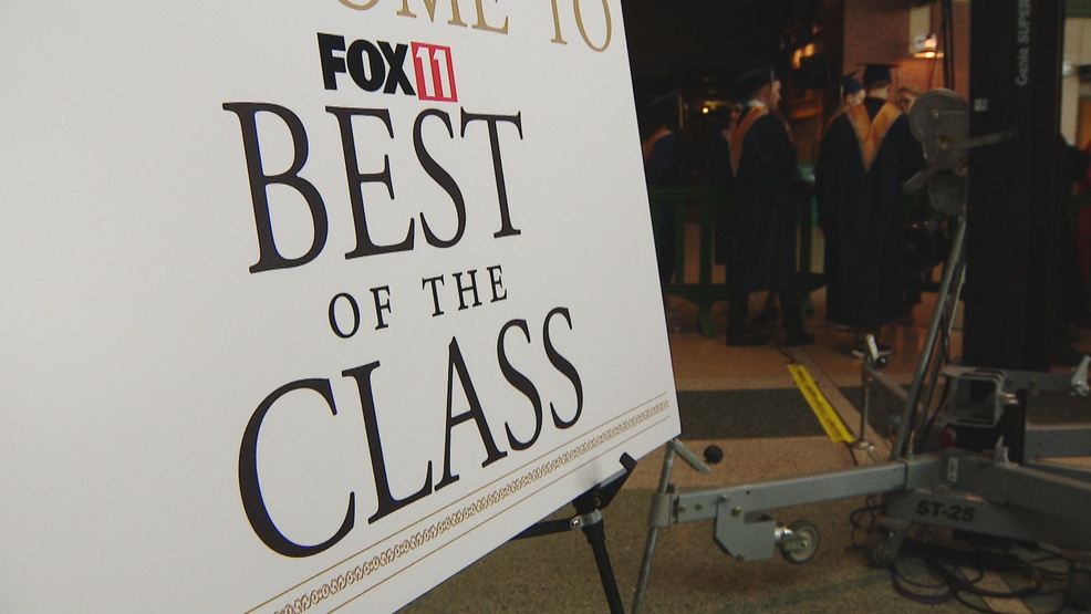 "FOX 11's ""Best of the Class"" 2019"