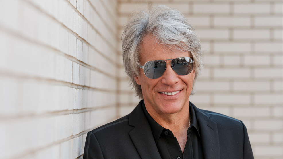 'I am a witness to history' - Jon Bon Jovi tackles 2020