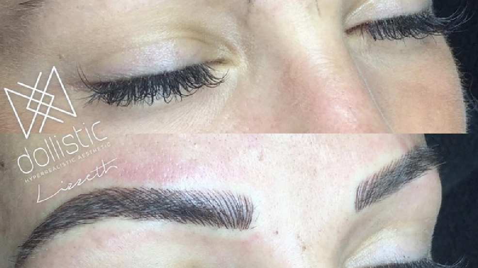 1a2aac17dc0 The popular brow trend that women are paying hundreds of dollars for | WJLA