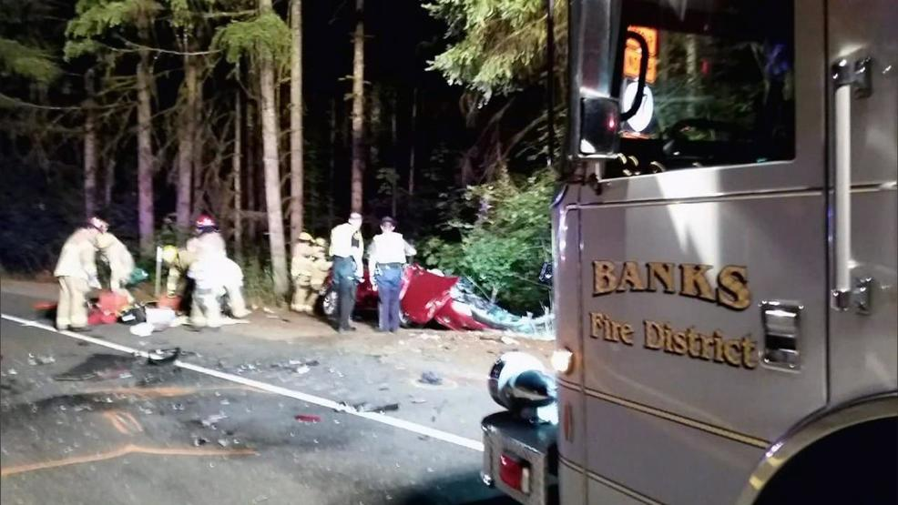 Child killed, another in hospital from deadly Highway 26 crash that