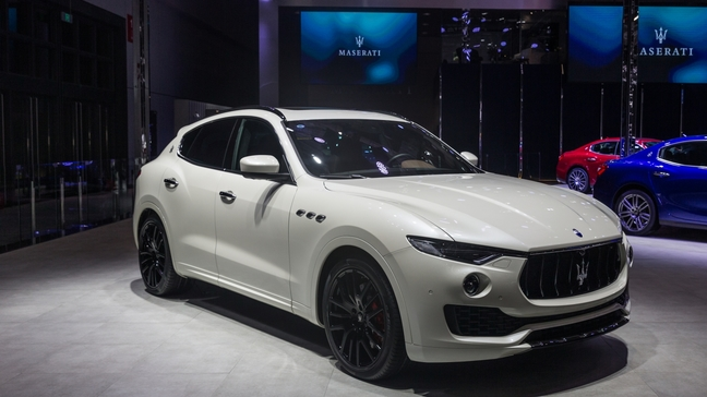 The 2017 Maserati Levante Delivers the Best of Both Worlds