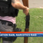 Mobile Police net ten and shut down business in drug crackdown Operation April RAINS