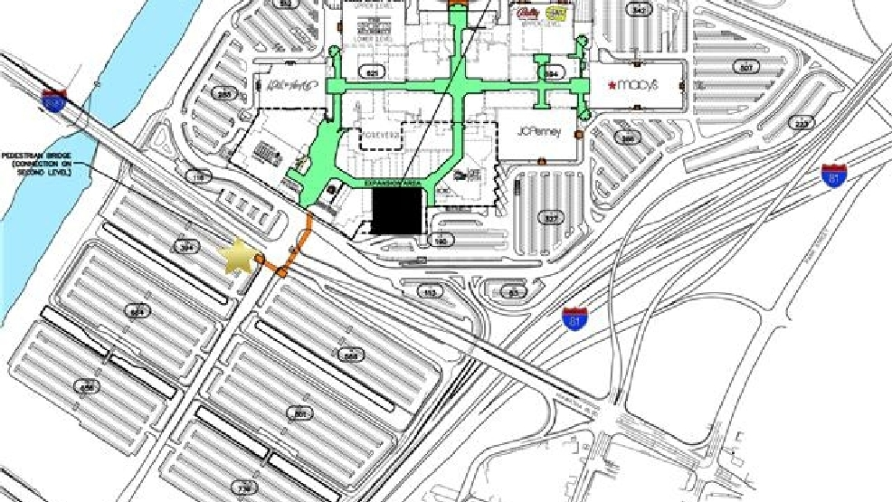 Destiny Usa Map Of Stores.Valet Parking Services Available At Destiny Usa Wstm