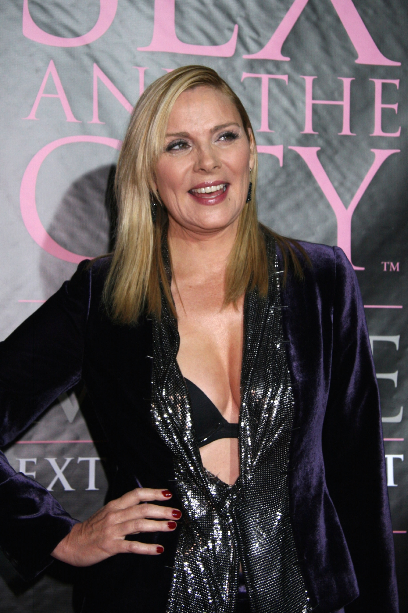 Kim Cattrall                  'Sex and the City: The Movie' DVD Launch at The New York Public Library - Arrivals                                    Featuring: Kim Cattrall                  Where: New York City, United States                  When: 19 Sep 2008                  Credit: Michael Carpenter / WENN
