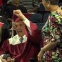 Amherst Co. High School student graduates after surviving brain aneurysm