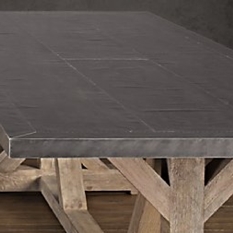 Metal Top Dining Tables Due To Lead