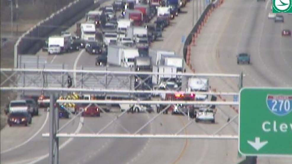One dead in 4-car crash on 270 south | WSYX