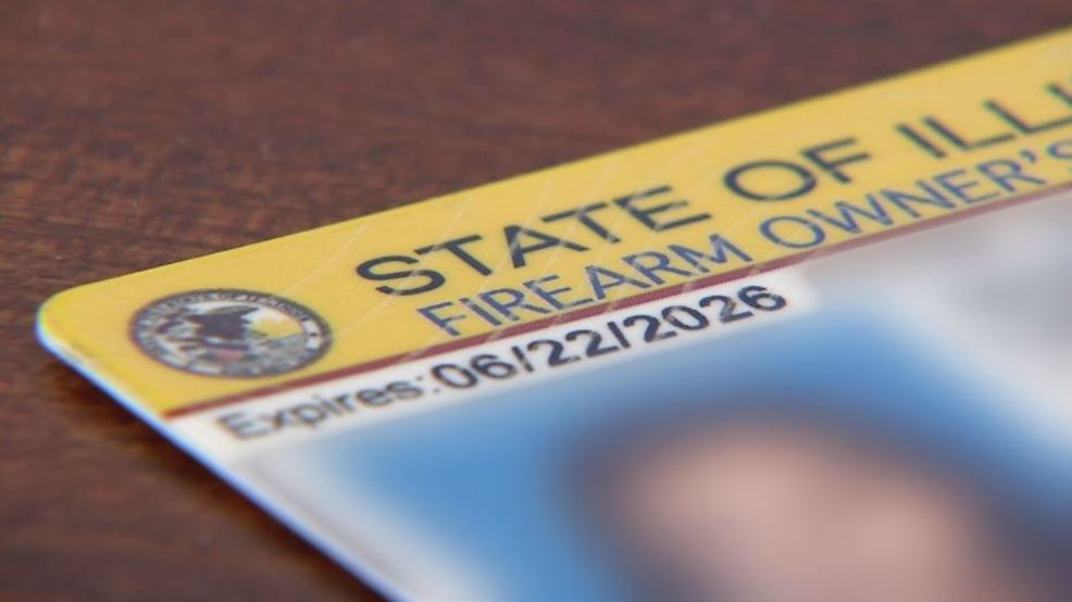 Less than half of revoked FOID cards in Illinois returned ...