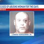 Dubuque man arrested after abusing woman for two days