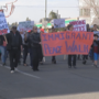 Locals march for immigration rights