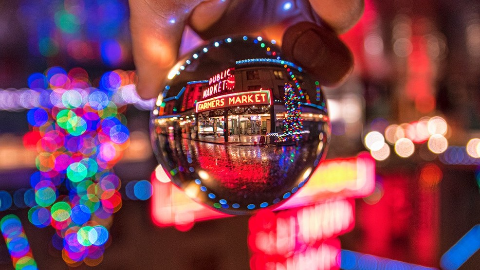 Photos: Seattle-area photographers get creative with lens balls