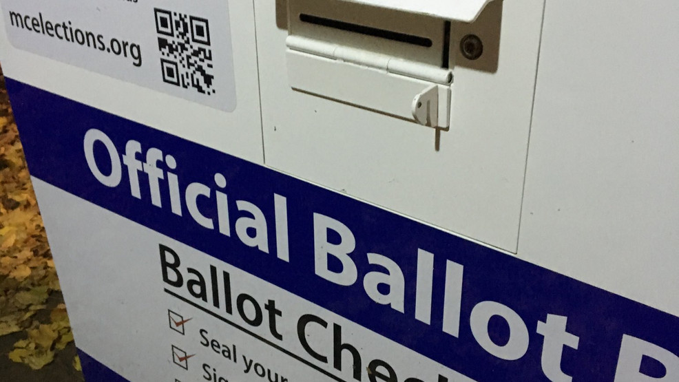 Record number of Oregon voters submit ballots in 2018 midterm election