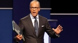 Debate moderator Holt's performance seen through partisan prism