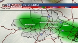 Mike Linden's Forecast | Showers return for Hump Day