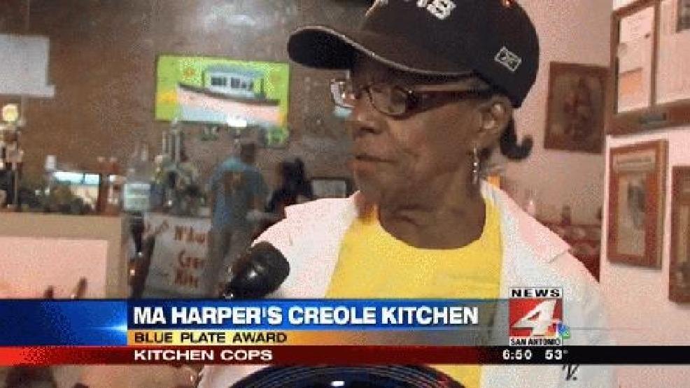 Kitchen Cops Ma Harper S Creole Kitchen Stands Apart Woai